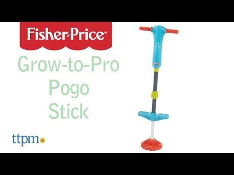 Grow To Pro Pogo From Fisher-Price