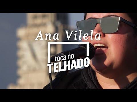 Ana Vilela grava &39;Promete&39;  TOCA NO TELHADO