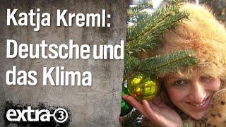 Reporterin Katja Kreml: Wie klimafreundlich leben Deutsche?