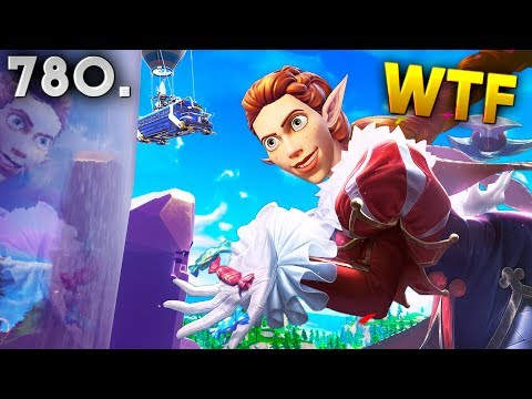 Fortnite Funny WTF Fails and Daily Best Moments Ep.780