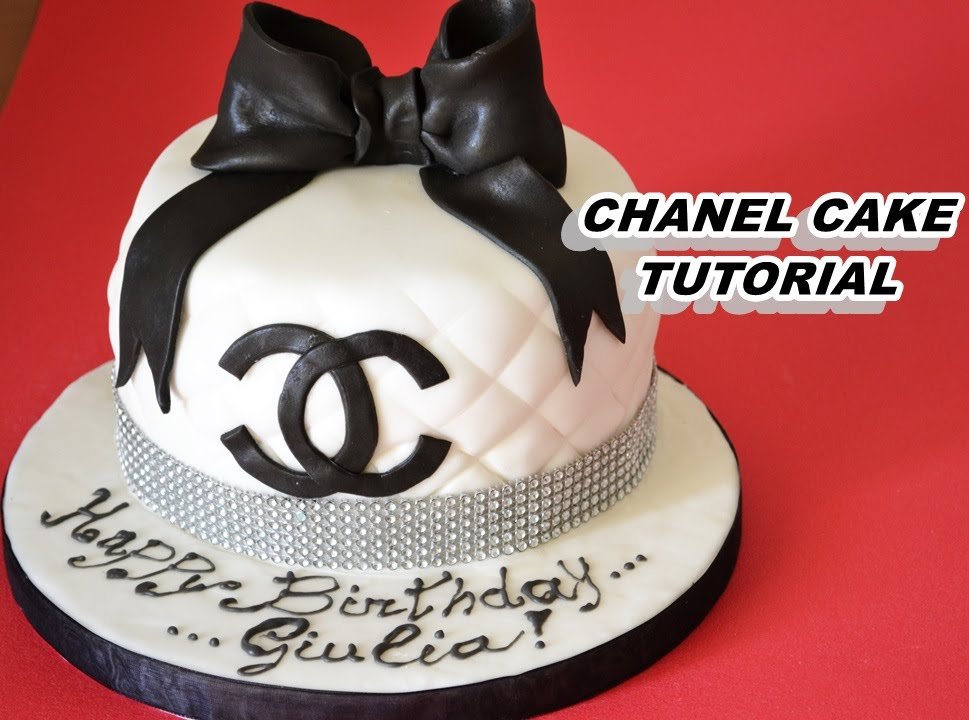 How To Make Chanel Cake