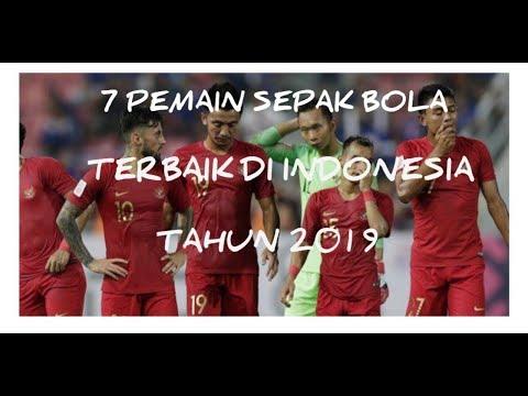 Pemain Sepak Bola Terbaik Di Indonesia Tahun  Youtube