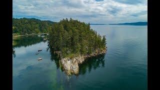 SOLD!  Retreat Island, British Columbia
