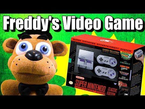 FNAF Plush Episode 124 – Freddy's Video Game