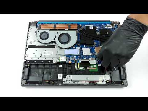 "Lenovo Ideapad L340 Gaming (15"") - disassembly and upgrade options"