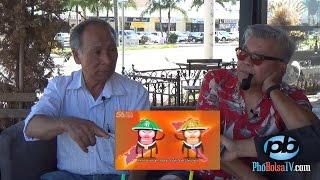 Khách Hà Nội hội luận với người Bolsa - Phần 5: Phim tiếng Hoa vẽ người VN là khỉ