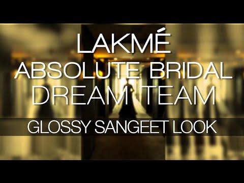 Bridal Dream Team - Glossy Wedding Look