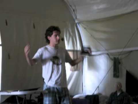 The Democratization of Initiation at Burning Man (a presentation at Esalen Oct. 2011)