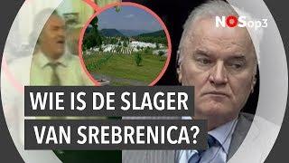 Wie is Ratko Mladic, de 'slager van Srebrenica'? | NOS op 3