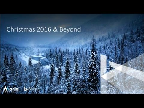 Fine Tune Your Christmas Ad Campaigns with Marin Software and Bing