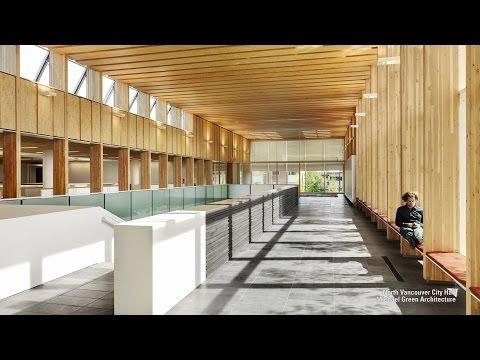 Architect Michael Green and Advanced Wood Technology