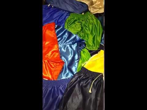Umbro Satin 100% nylon football shorts thumbnail