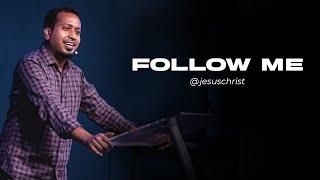Follow ME @jesuschrist | Ps. Sam Ellis