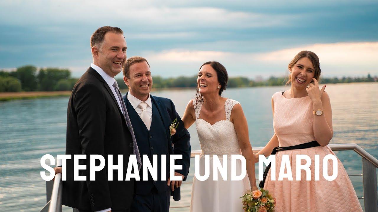 Stephanie und Mario