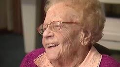 Älteste Frau Hamburgs feiert ihren 111. Geburtstag
