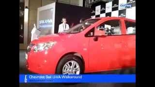 Chevrolet Sail UVA walkaround video by CarToq.com