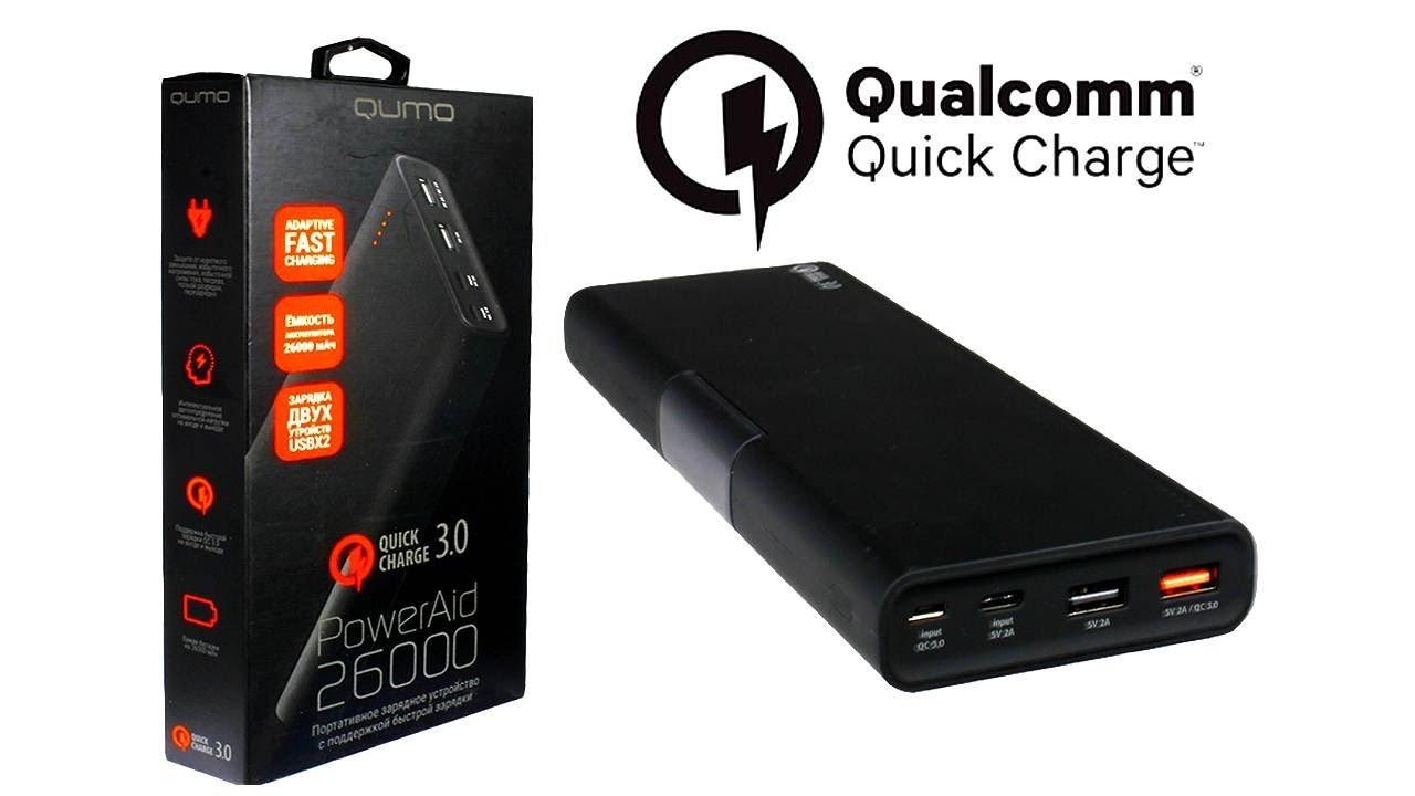Распаковка Qumo Quest 506 Black - YouTube