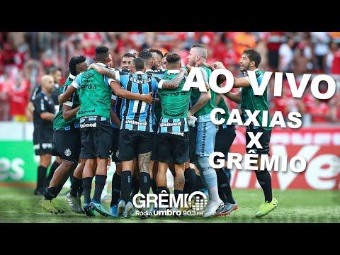 [AO VIVO] Caxias x Grêmio (Final 1º Turno Campeonato Gaúcho 2020) l GrêmioTV