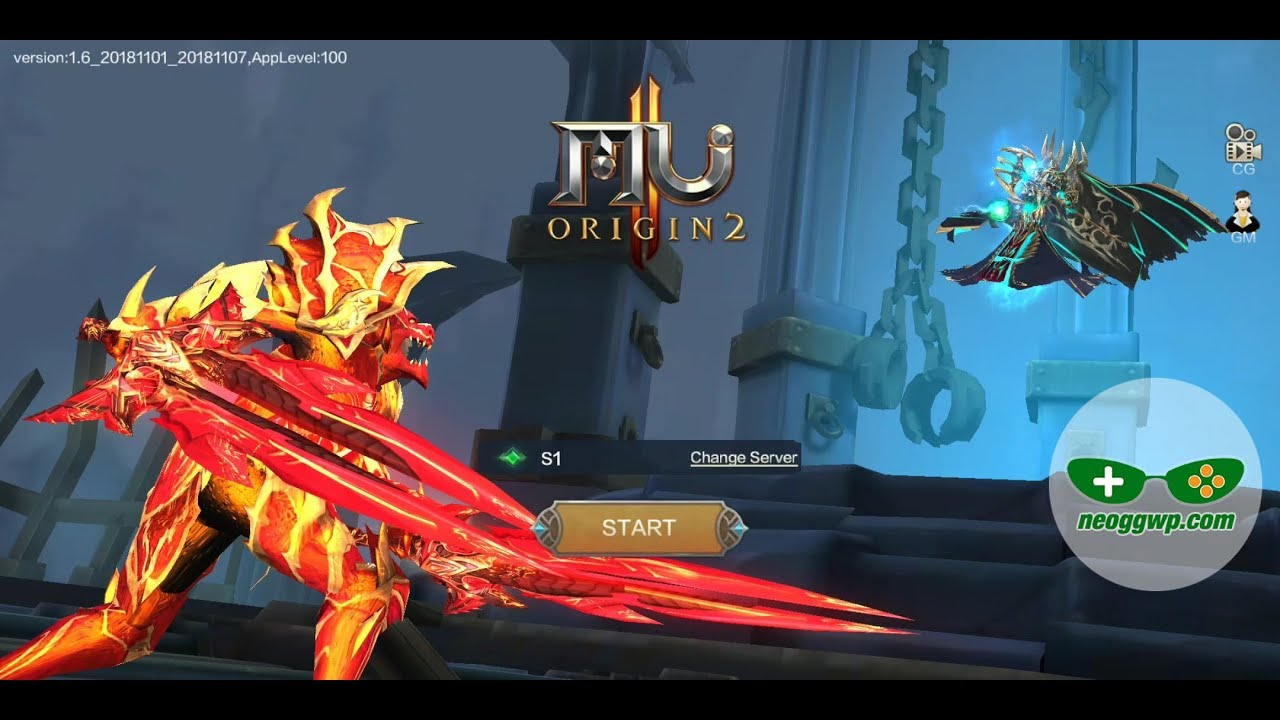 MU ORIGIN 2 - NEO GGWP | Android iOS Gameplay APK