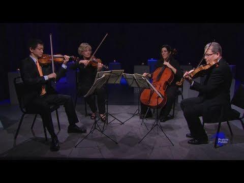 Prairie Musicians; 8th Street String Quartet