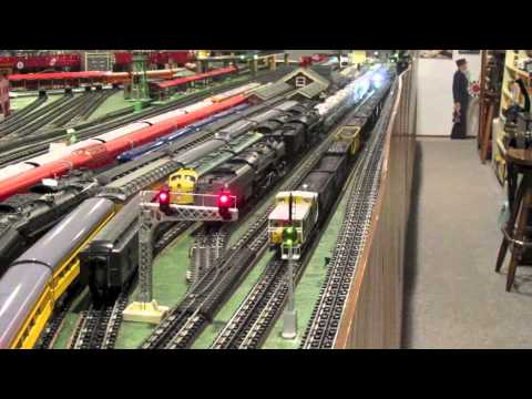 Awesome O Gauge Layout