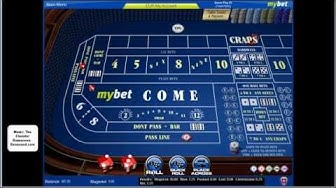 Craps Mate Software, Session In MyBet Casino