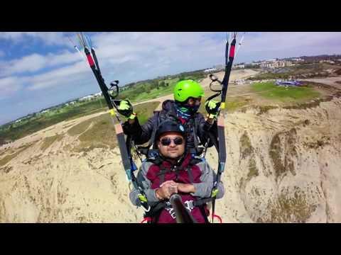 parag patel Paragliding at Torrey Pines Gliderport