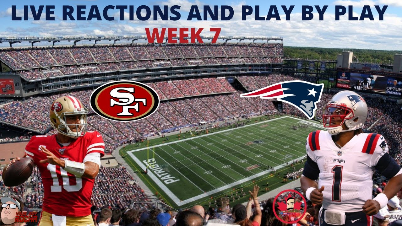 Live updates: 49ers vs. New England Patriots on Sunday afternoon