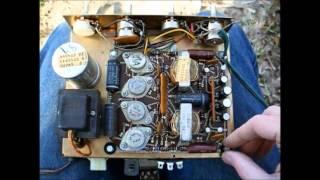 1965 Magnavox Magnasonic Record Player Console Stereo - Part 1