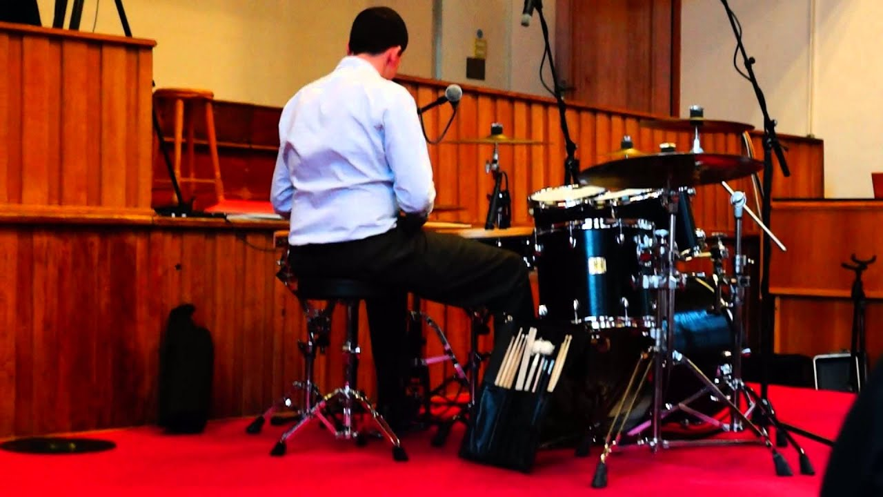 1  Praise & Worship Drum Beats - Rock