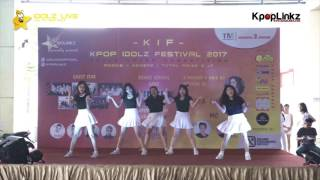 PATBINGSOO - KPOP IDOLZ FESTIVAL 2017 @MANGGA 2 SQUARE JAKARTA