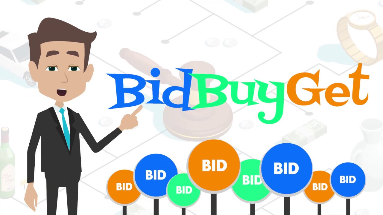 Bid Buy Get Diy Auction Instructions Youtube