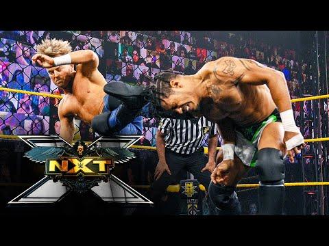 MSK vs. Killian Dain & Drake Maverick – NXT Tag Team Championship Match: WWE NXT, April 13, 2021