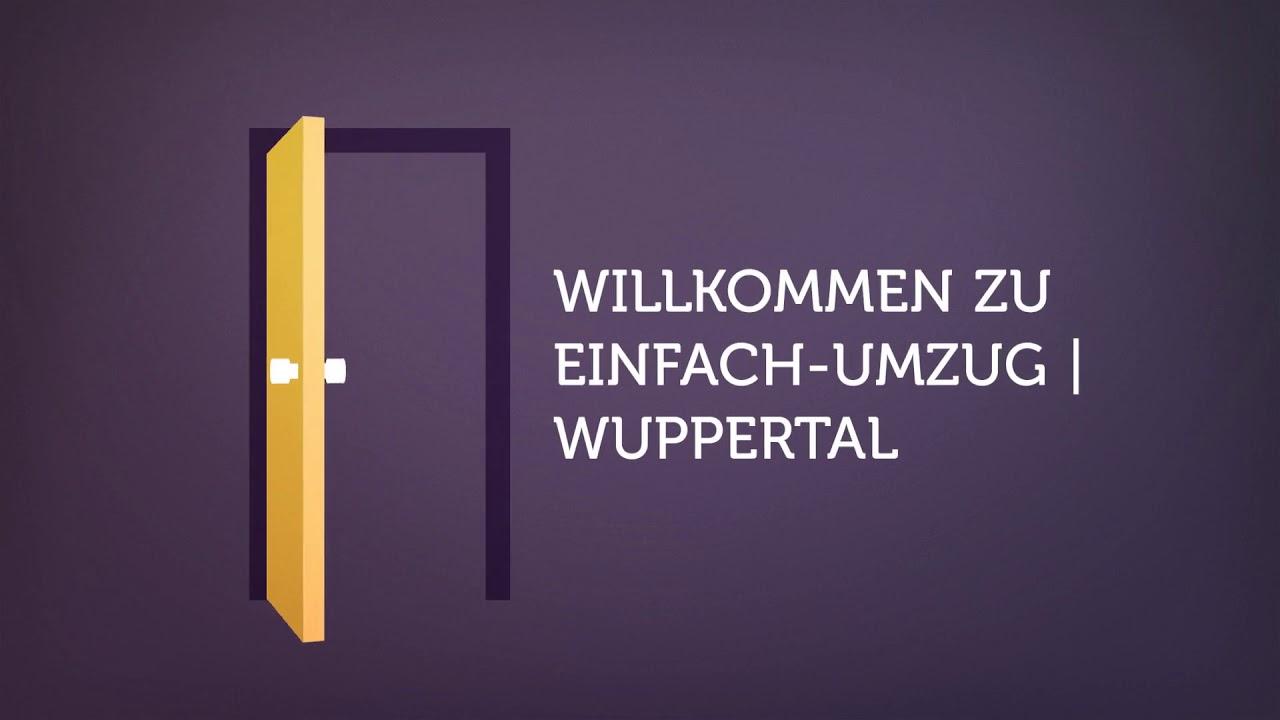 Einfach-Umzug Transportunternehmen im Wuppertal