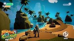 Skylar & Plux: Adventure on Clover Island Gameplay