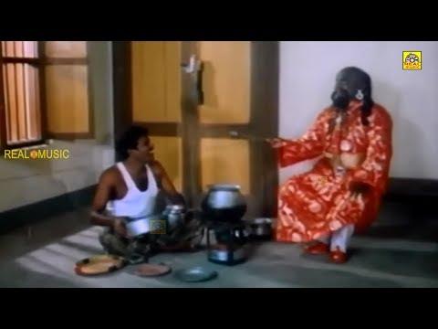டேய்!! ஒரே வாய்ல இவ்ளோ சோறு தின்னா நமக்கு சோறு இருக்காது || #SENTHIL || #FOOD COMEDY || #RARE COMEDY