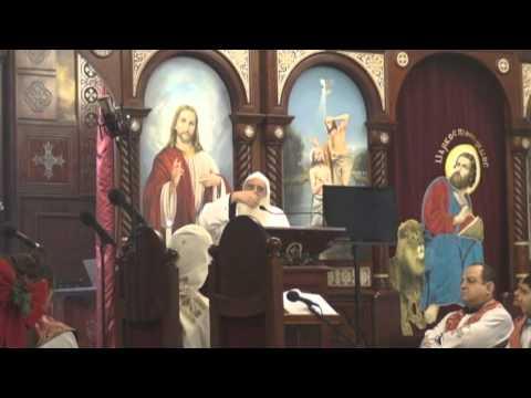 Sermon Of Bishop Paula in Albany N.Y.