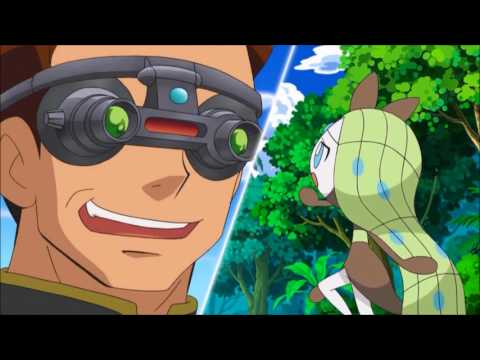 Ash vs  Giovanni (HD)