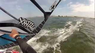 Windsurf allo Stagno 22-04-2012