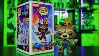 ФИГУРКА РАКЕТЫ С МАЛЫШОМ ГРУТОМ! | Funko | Marvel collector corps | Эксклюзив