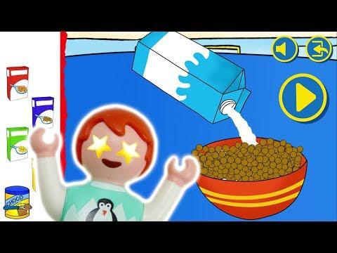EMMA SPIELT 1 TAG MIT CAILLOU | Cornflakes Zum Frühstück + Pizza Backen | Familie Vogel