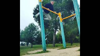Muscle Up Superman