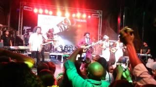 Jimmy Dludlu (at Coconuts) Stewart Sukuma Show