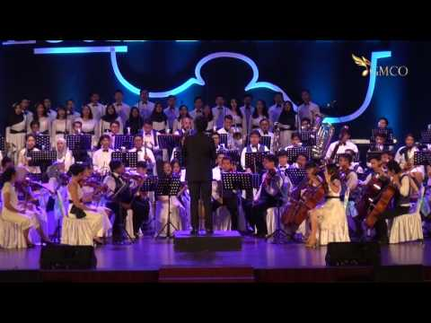 Medley Mr  Bean The Simpsons - Gadjah Mada Chamber Orchestra (GMCO) Grand Concert Vol.6