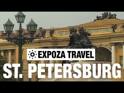 St. Petersburg (Russia) Vacation Travel Video Guide