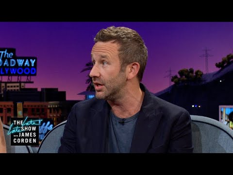 Chris O'Dowd Has Noticed a Big Difference In His Sons