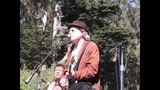 "Buddy Miller and Robert Plant Playing ""Somewhere Trouble Don"