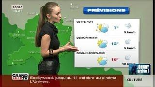 Les Prévisions Météo du 9 Octobre 2015 (Lille)