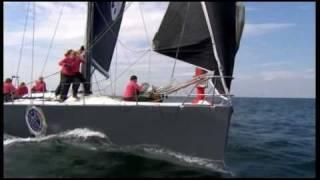 Tutima Frauen Crew trainiert für die Kieler Woche