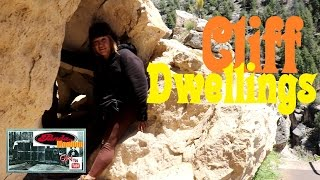 Walnut Canyon Cliff Dwellings Just Freakin